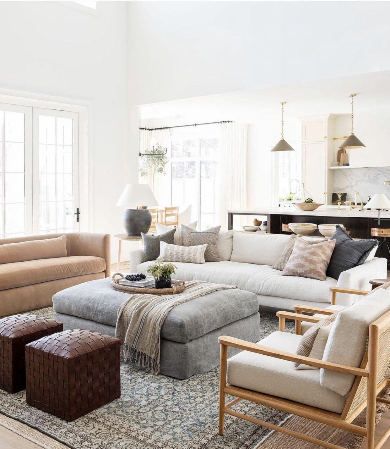Studio Mcgee living room