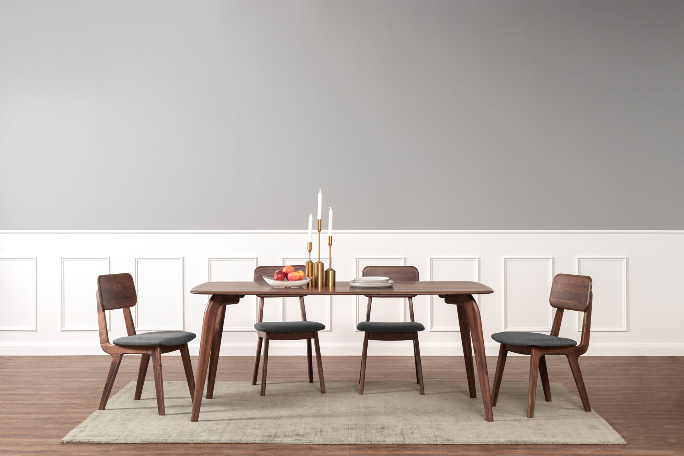 dining room table from castlery