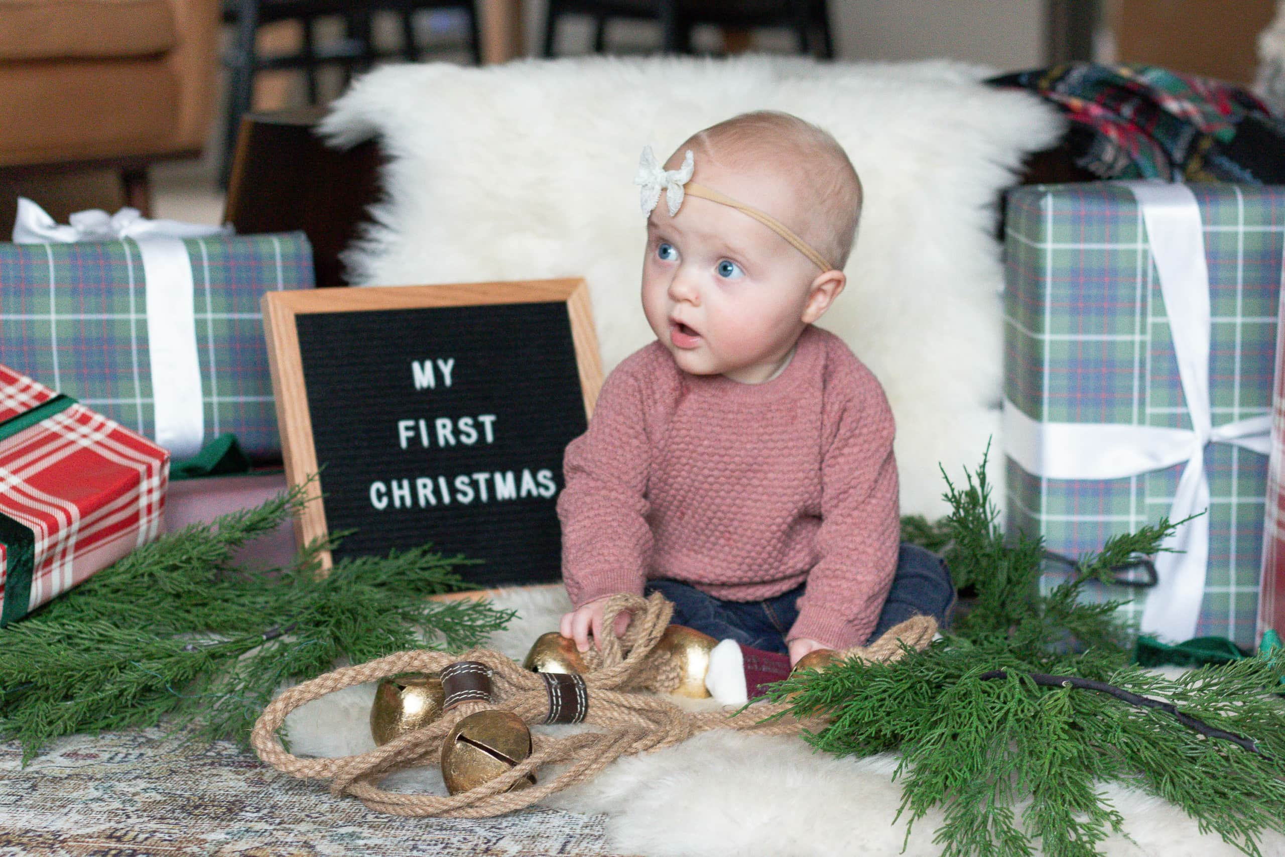 Rory's first Christmas