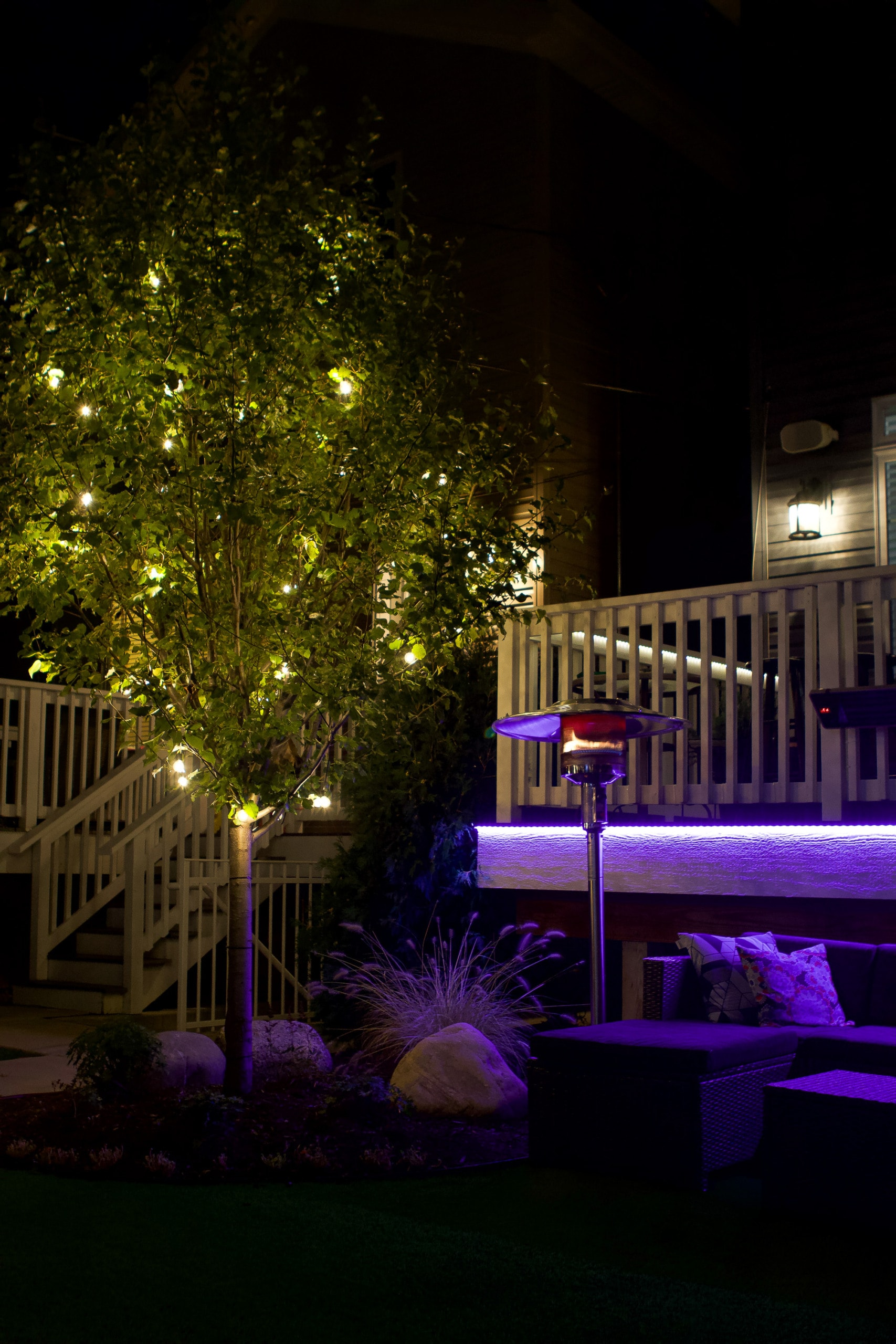 Tips to create a cozy outdoor room