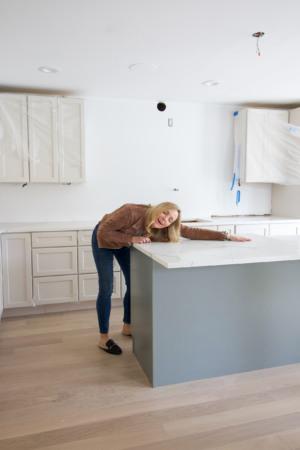 Why I chose quartz countertops for our home