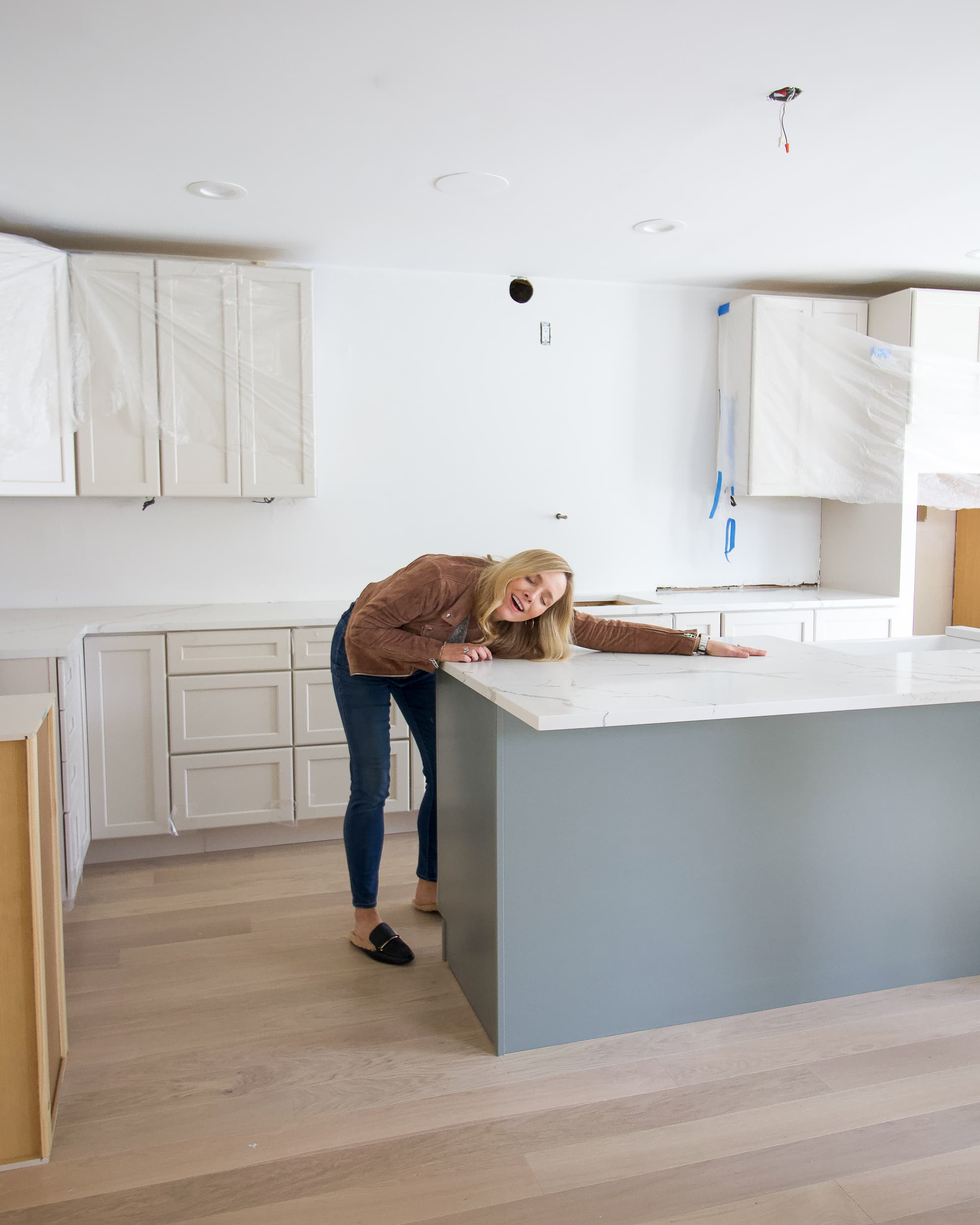 Why I chose quartz countertops for our home