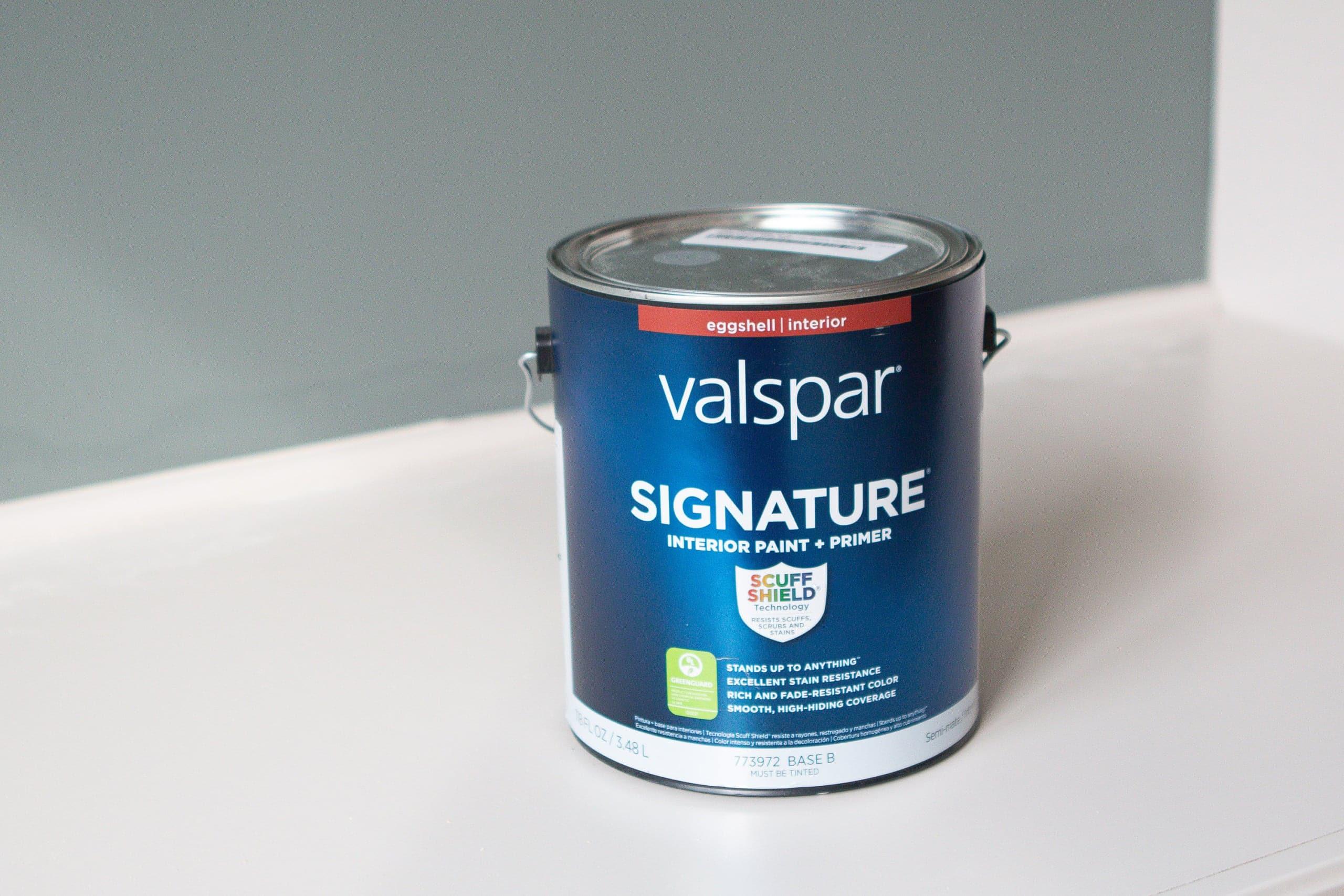 Valspar signature paint