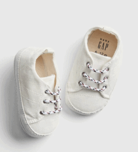 baby sneakers for Rory