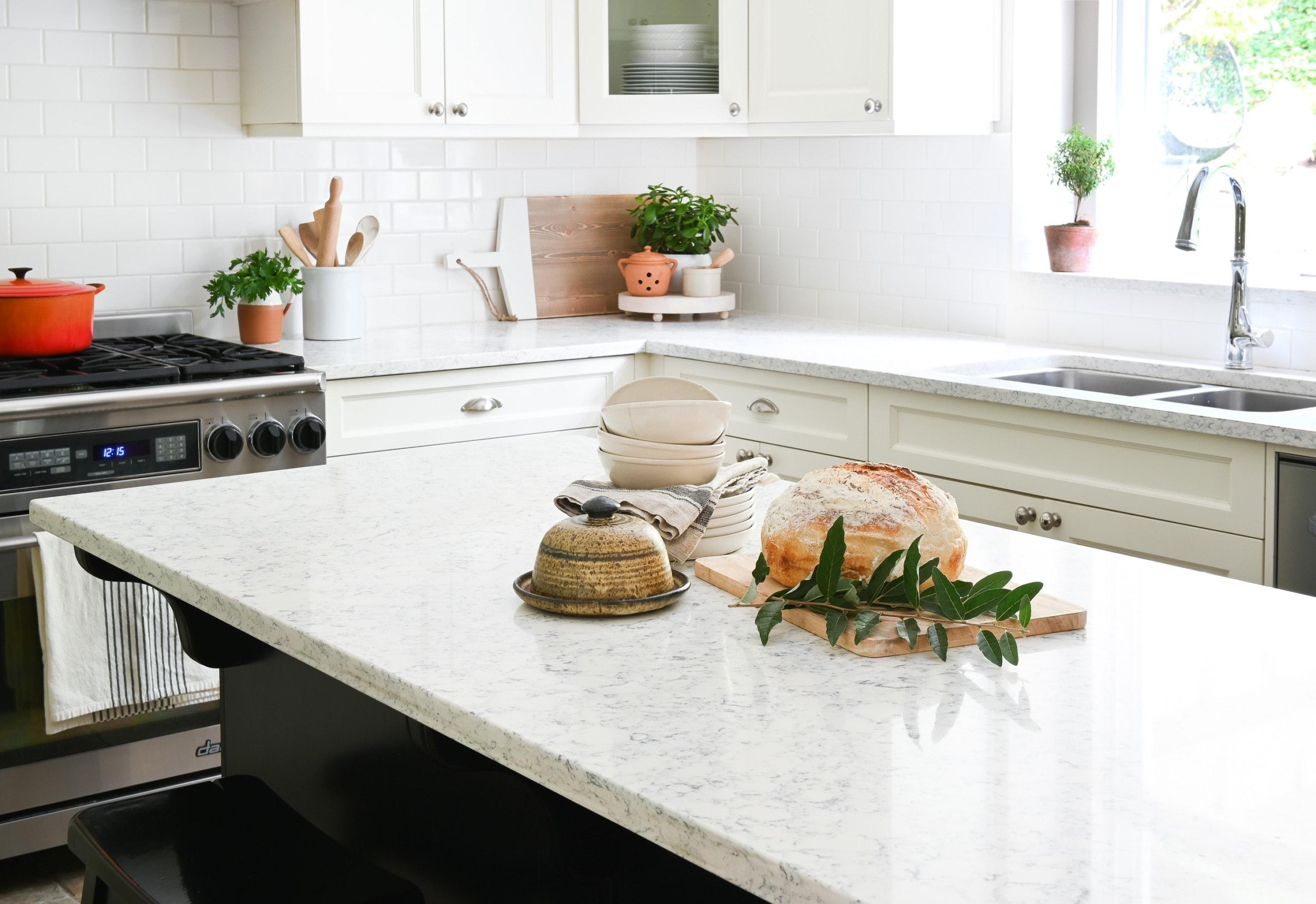 A farmhouse style kitchen