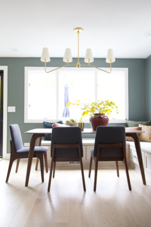 Thumbnail for Our New Dining Nook with Castlery