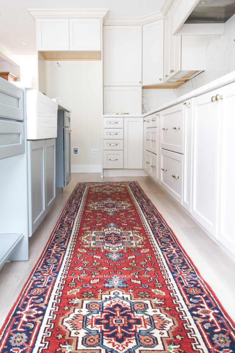 My new kitchen runner