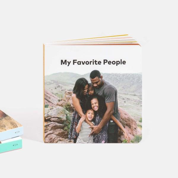 my favorite people book