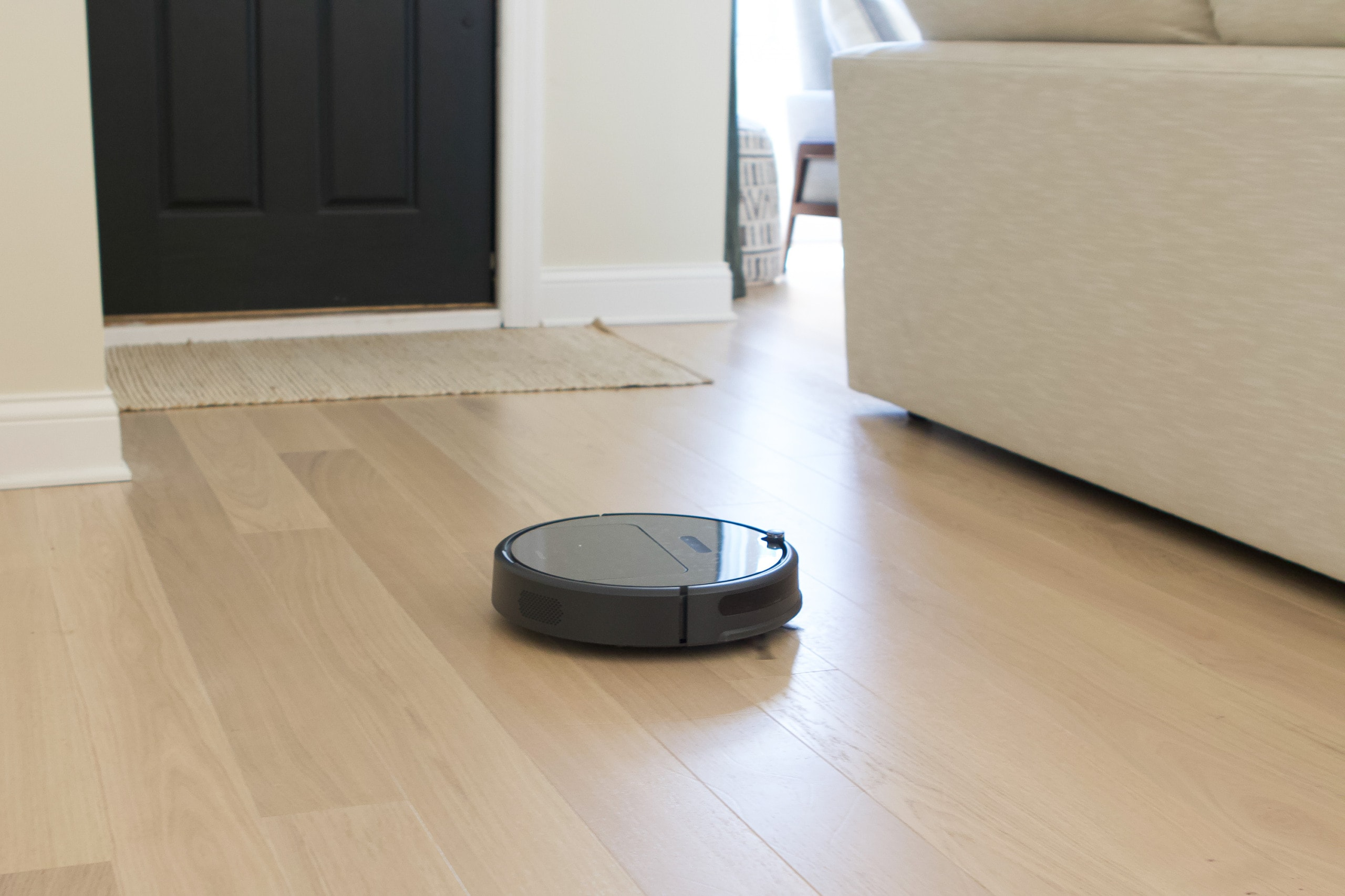 Figuring out our robot vacuum