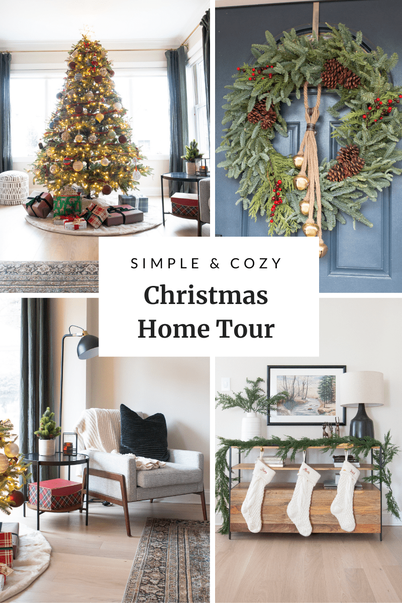 2020 Christmas home tour