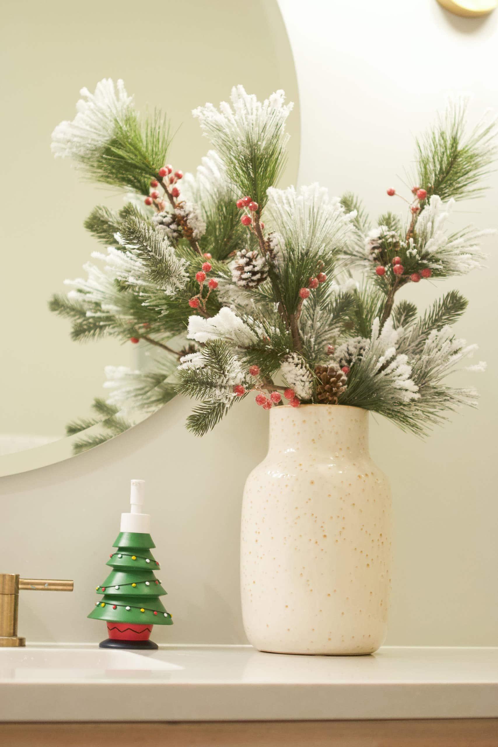 Adding Christmas cheer to your home