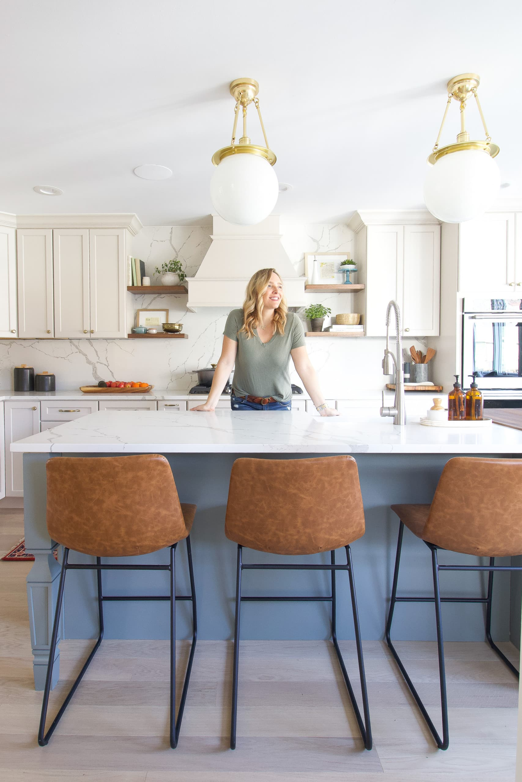 Our kitchen reveal!