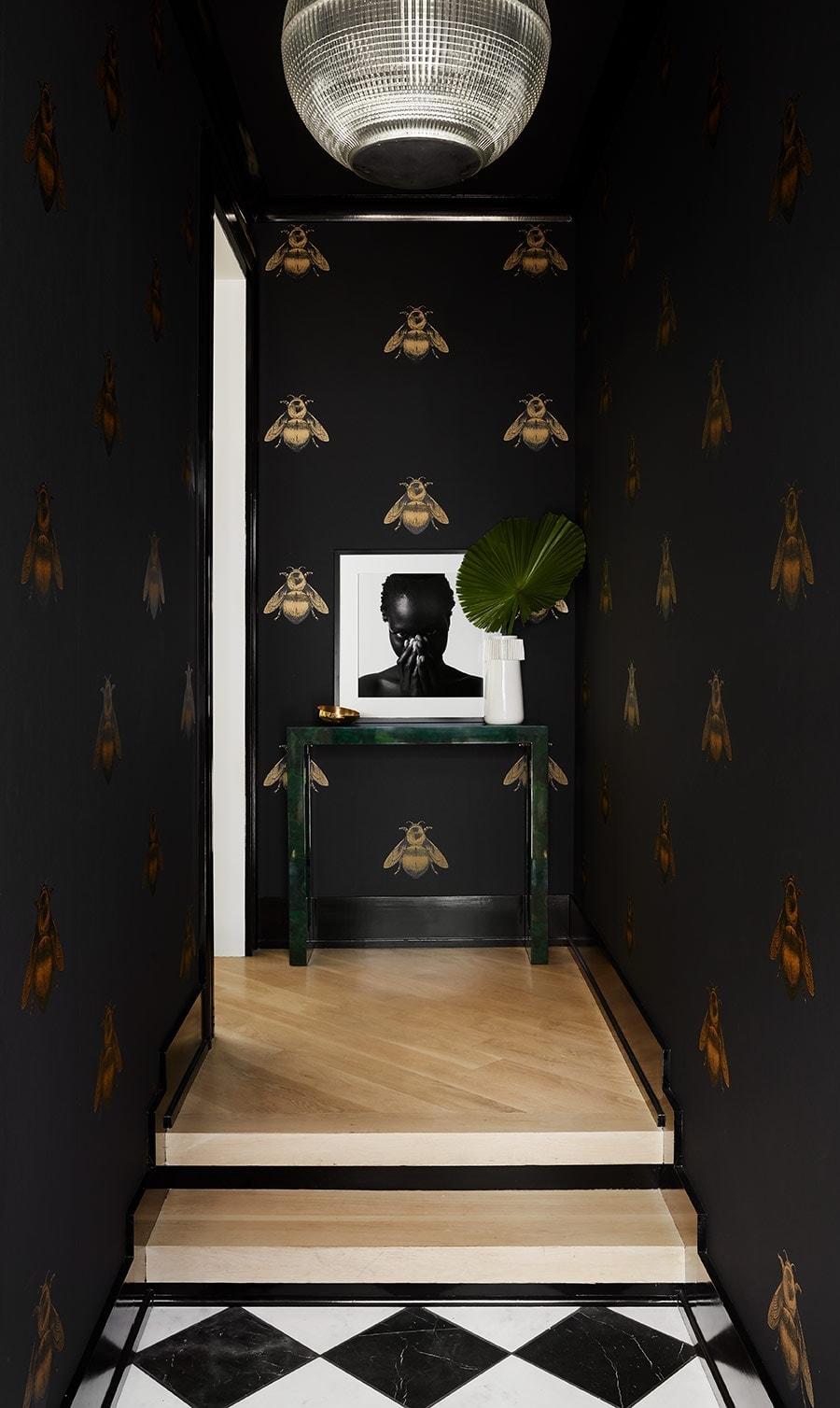 Entryway via Gemma Parker Design