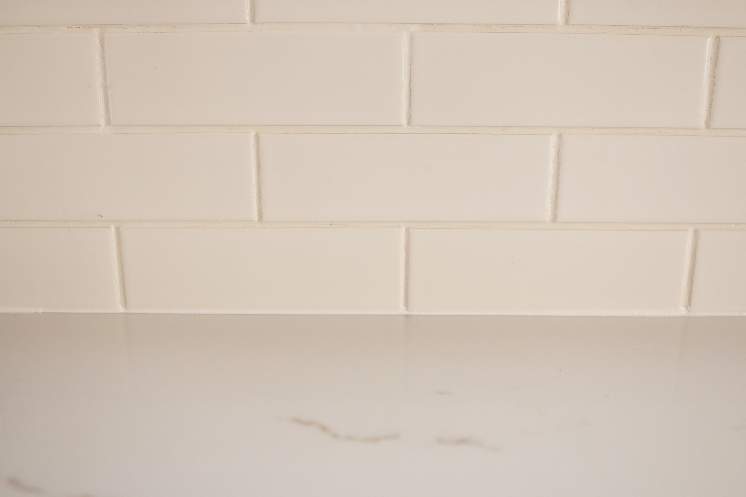 How to fix this tiling mistake