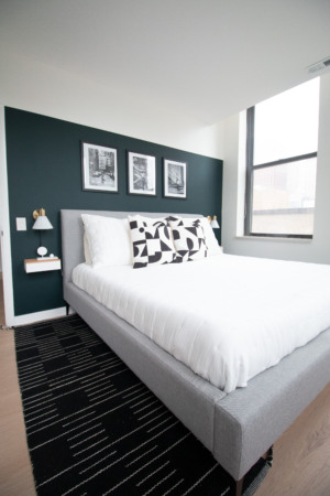 Thumbnail for Reader OMG! – Lauren & Kam's Renovated Chicago Condo