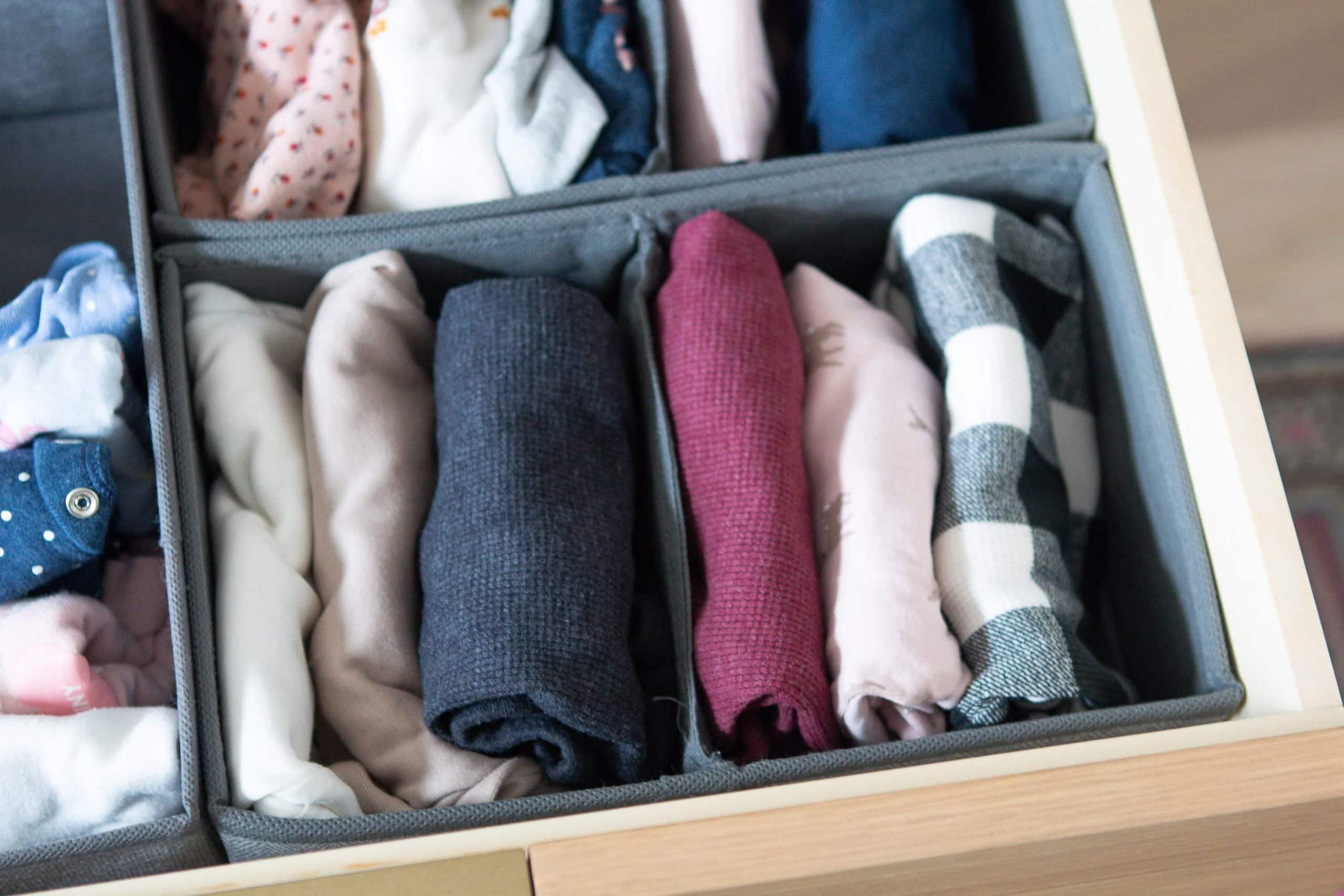 Rory's long-sleeve onesies