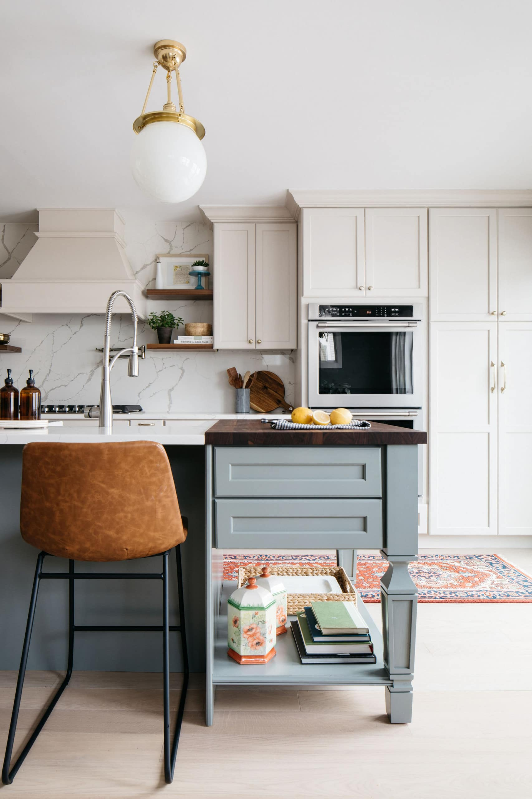 Choosing kitchen lighting