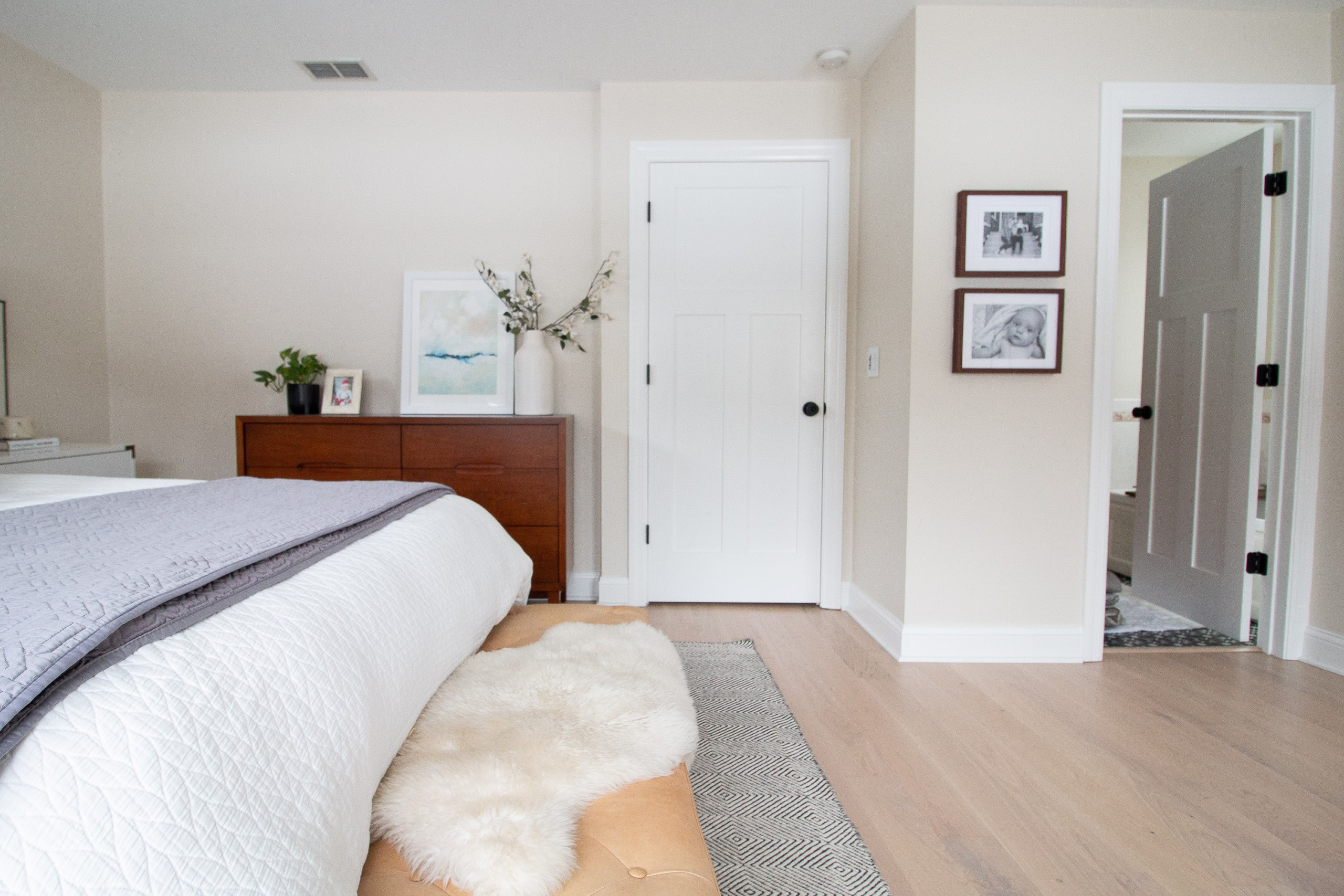 FIguring out our bedroom design