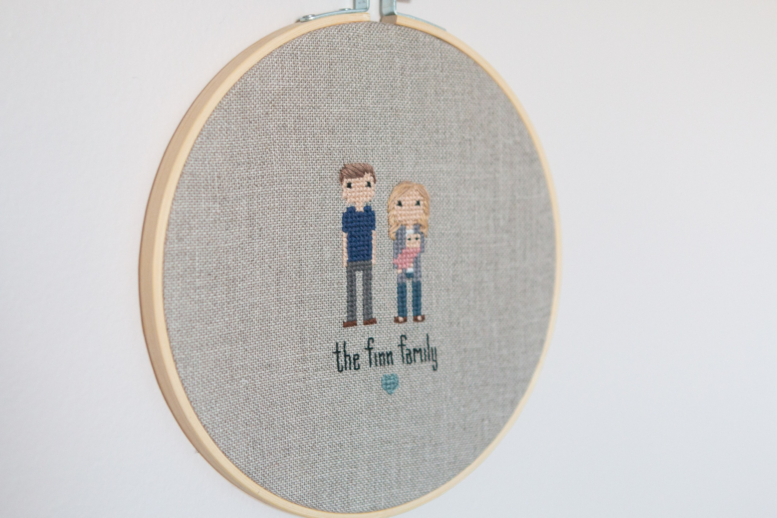 Our family stitch