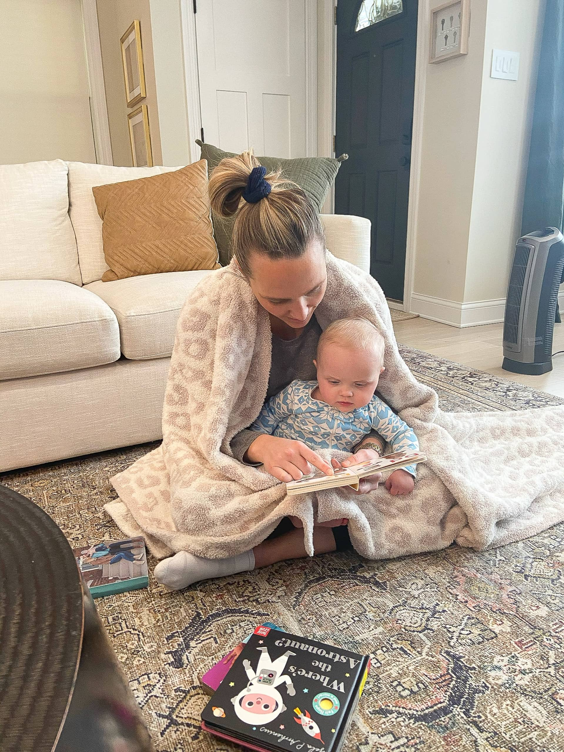 Reading to Rory