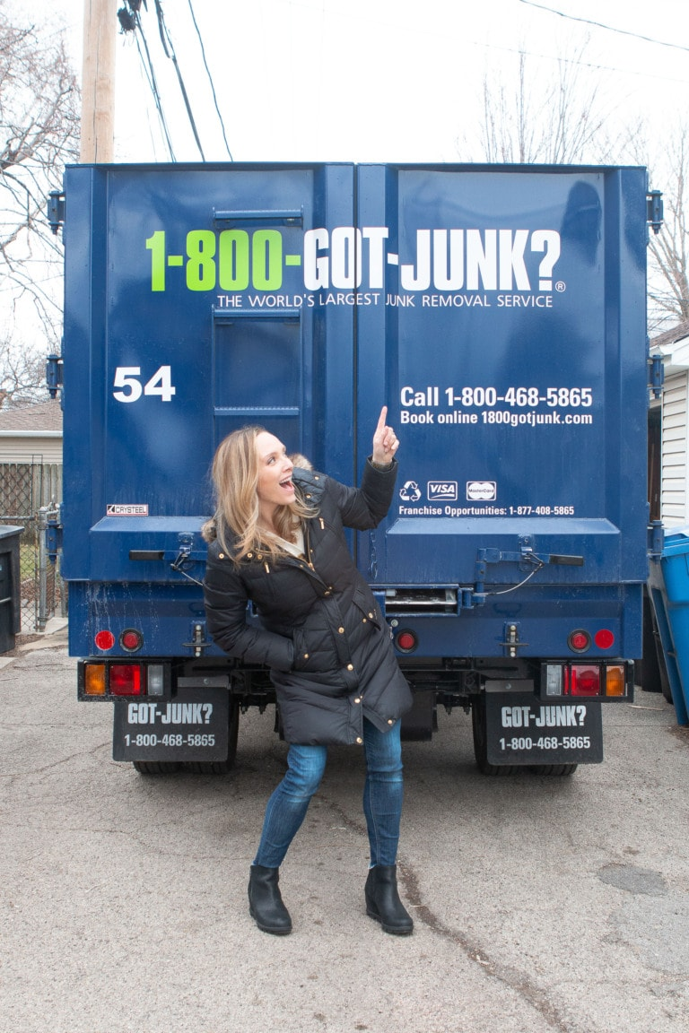 My 1-800-GOT-JUNK review