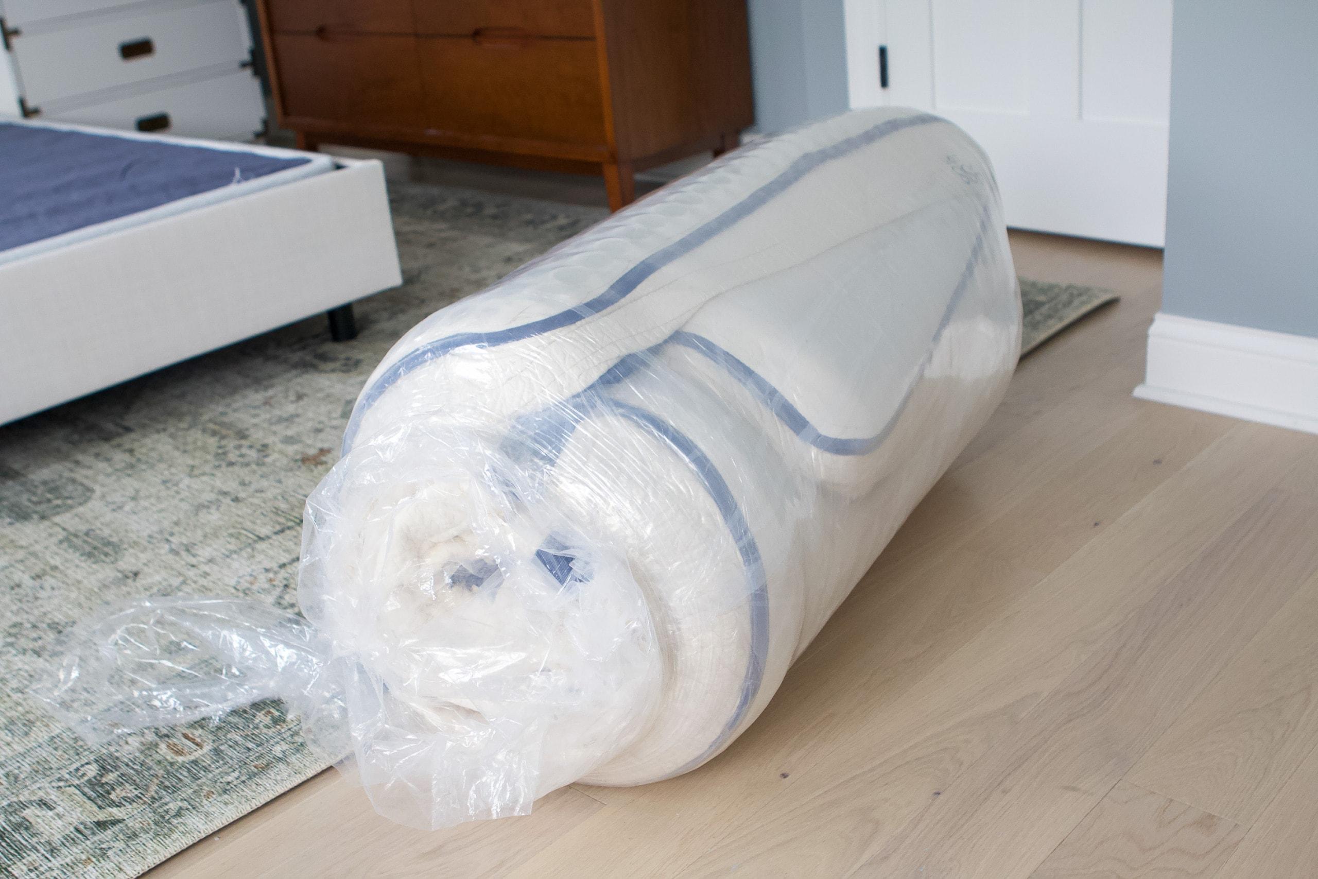 My new king-sized mattress