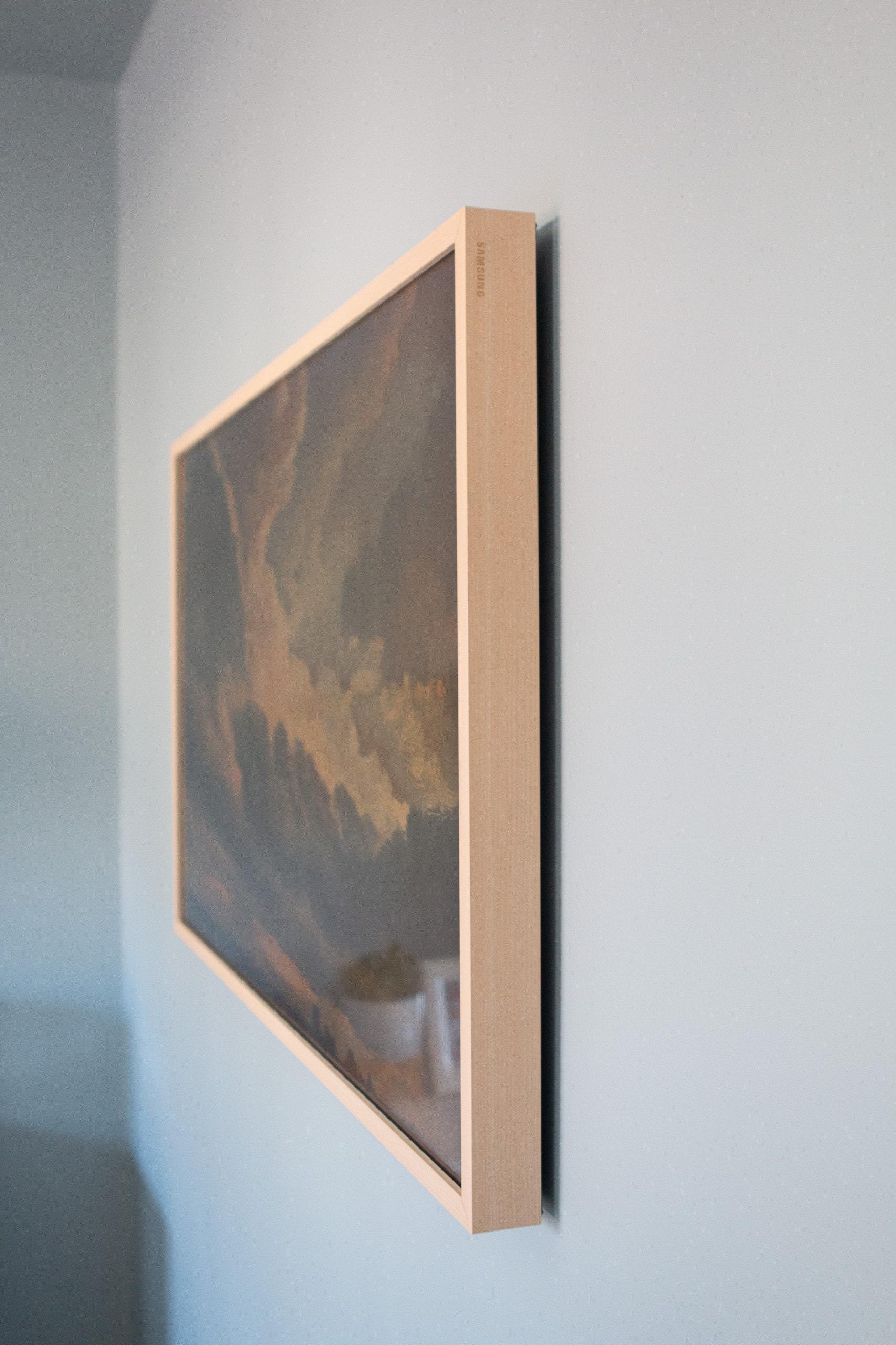 Choosing art for the Frame TV