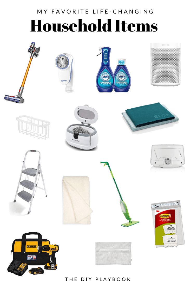 my favorite household products
