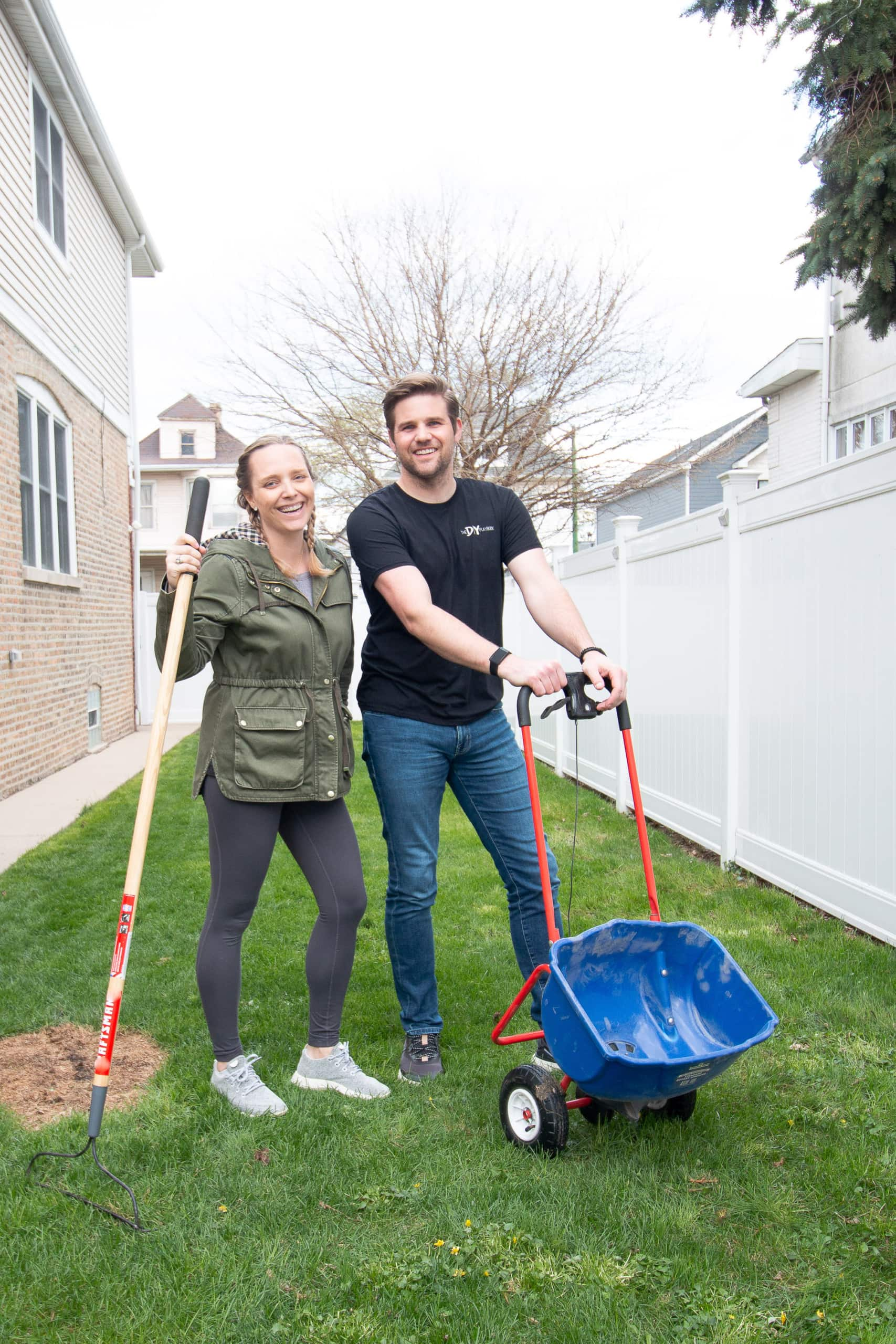 Our best tips to prep your lawn for spring