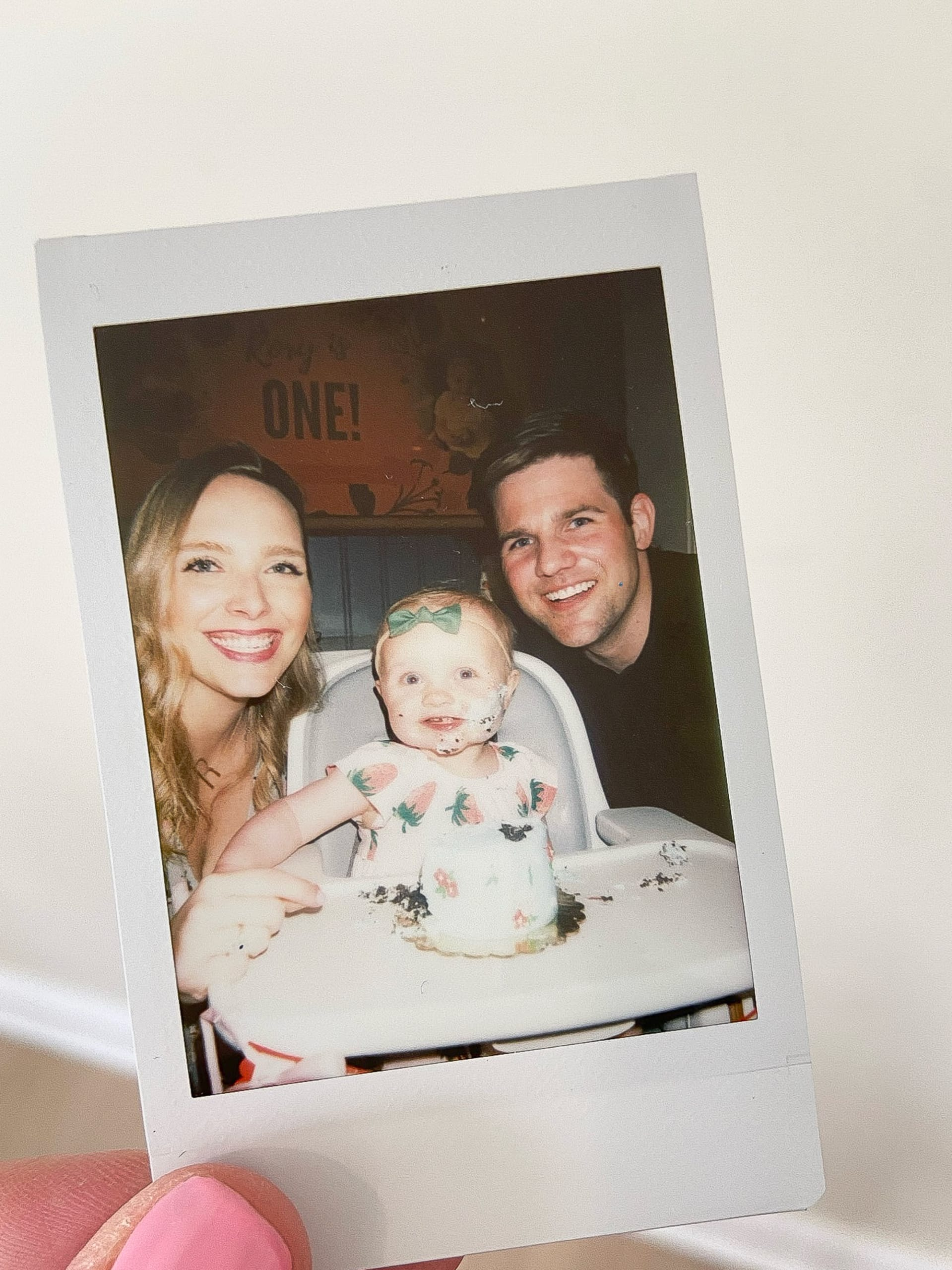 Special day for our baby girl