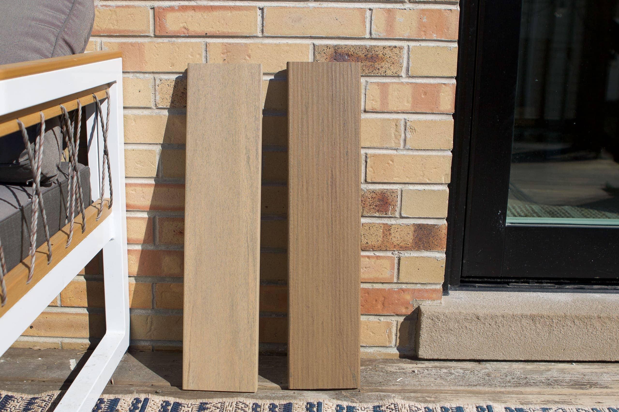 Choosing TimberTech decking materials