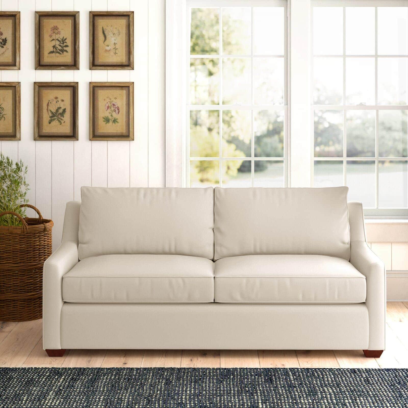 Sleeper sofa from Wayfair