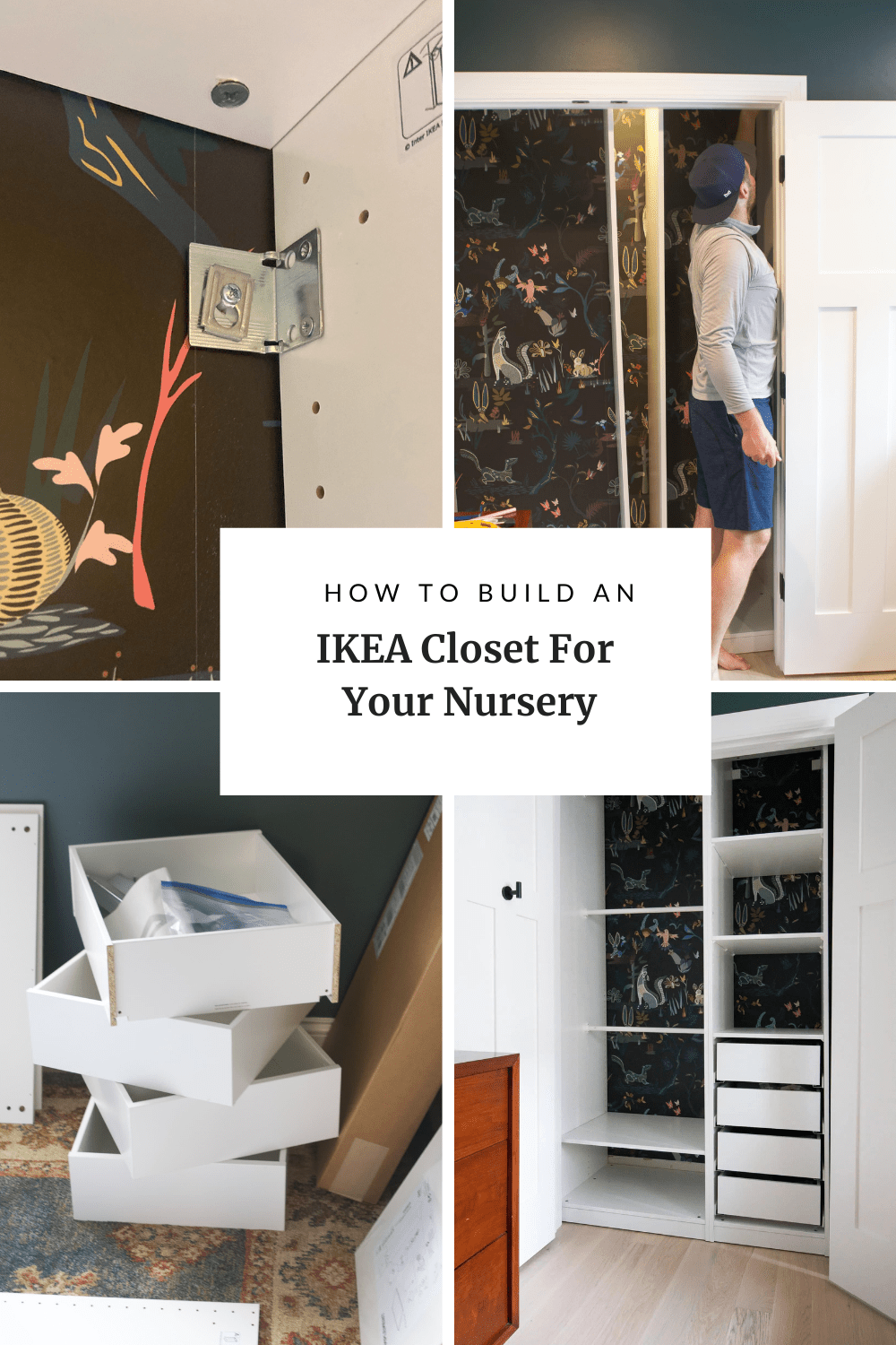 How to build an closetIKE