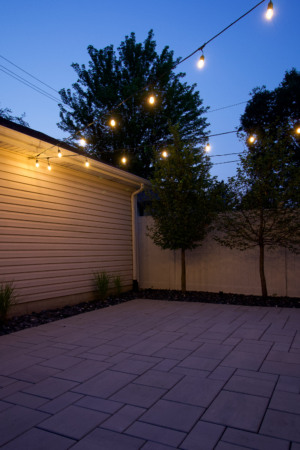 Thumbnail for How to Install String Lights From Your House to Your Garage
