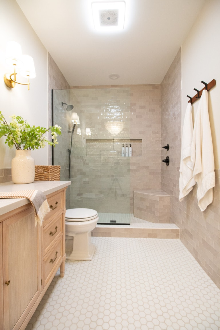 Jan's bathroom renovation lessons
