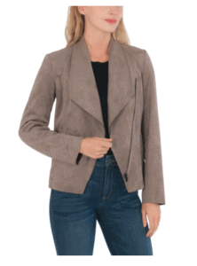 suede jacket from Nordstrom Sale