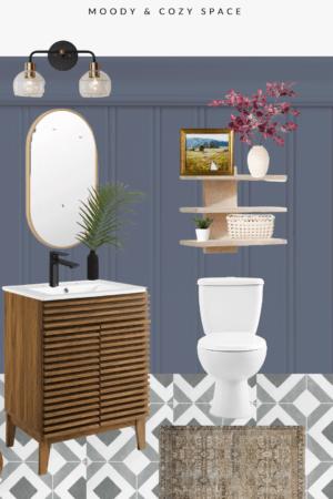 Thumbnail for Reader SOS – Budget Powder Room Design
