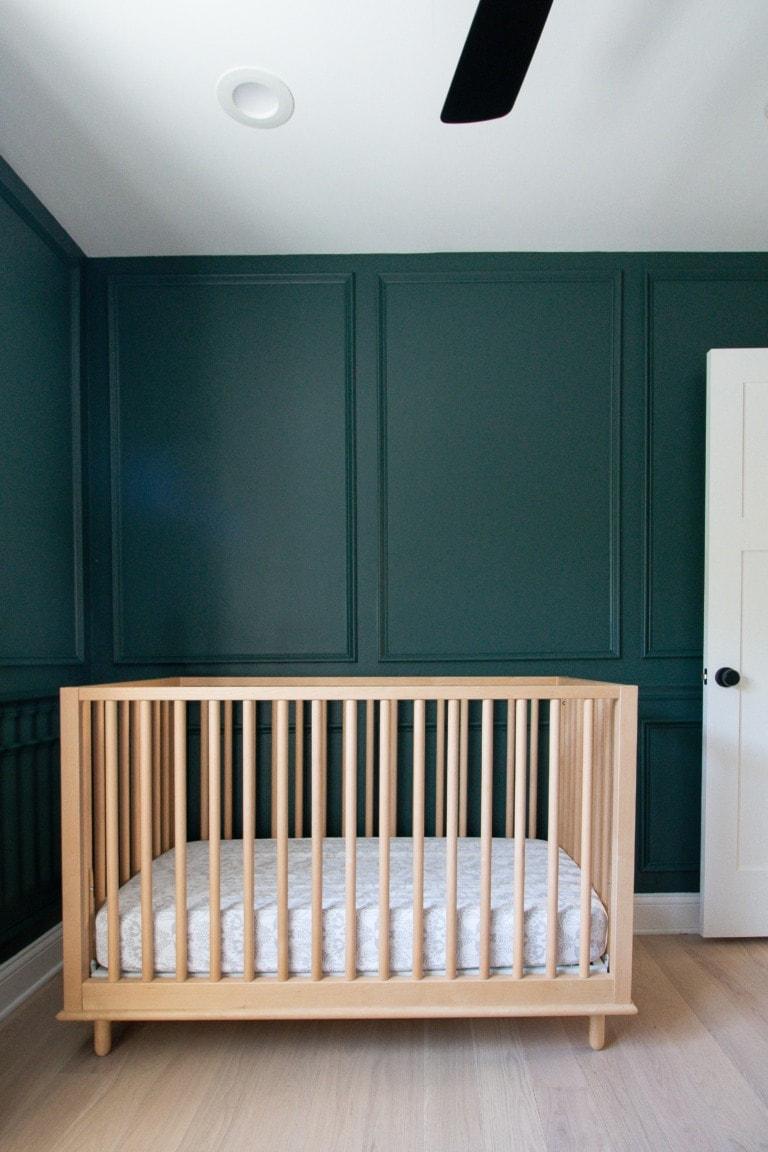 Making nursery design progress