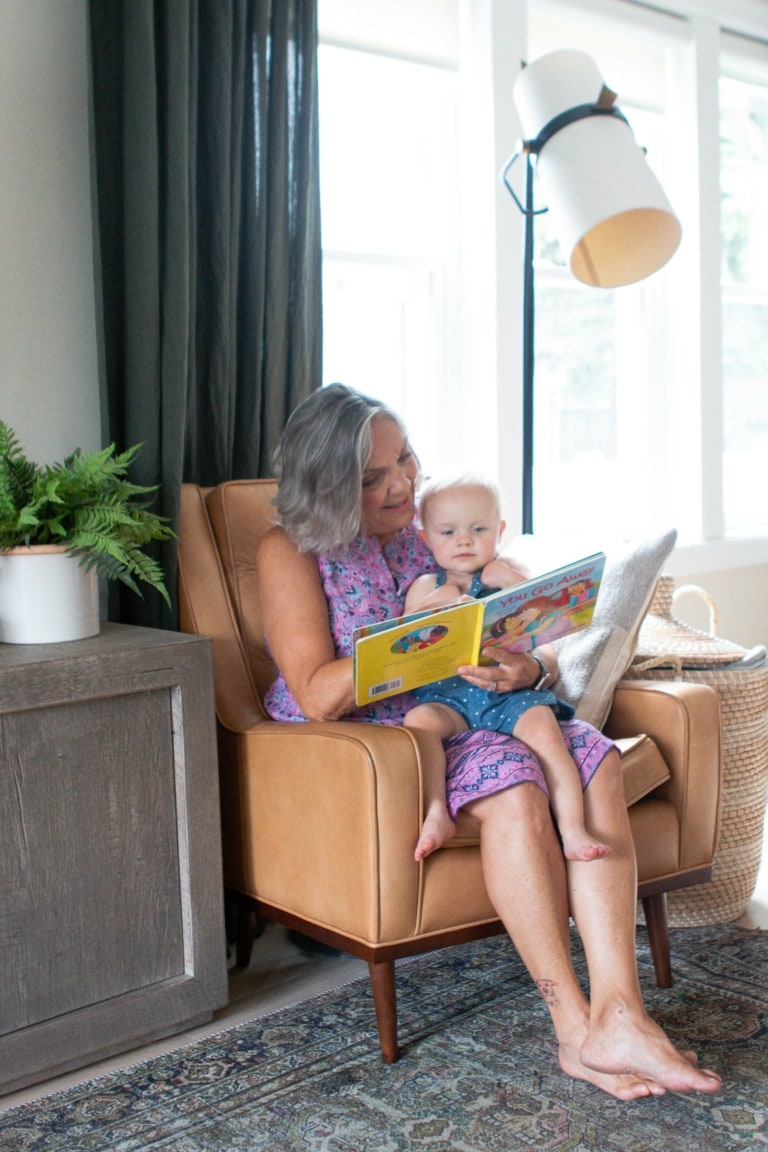 A day in the life of Grama and Rory