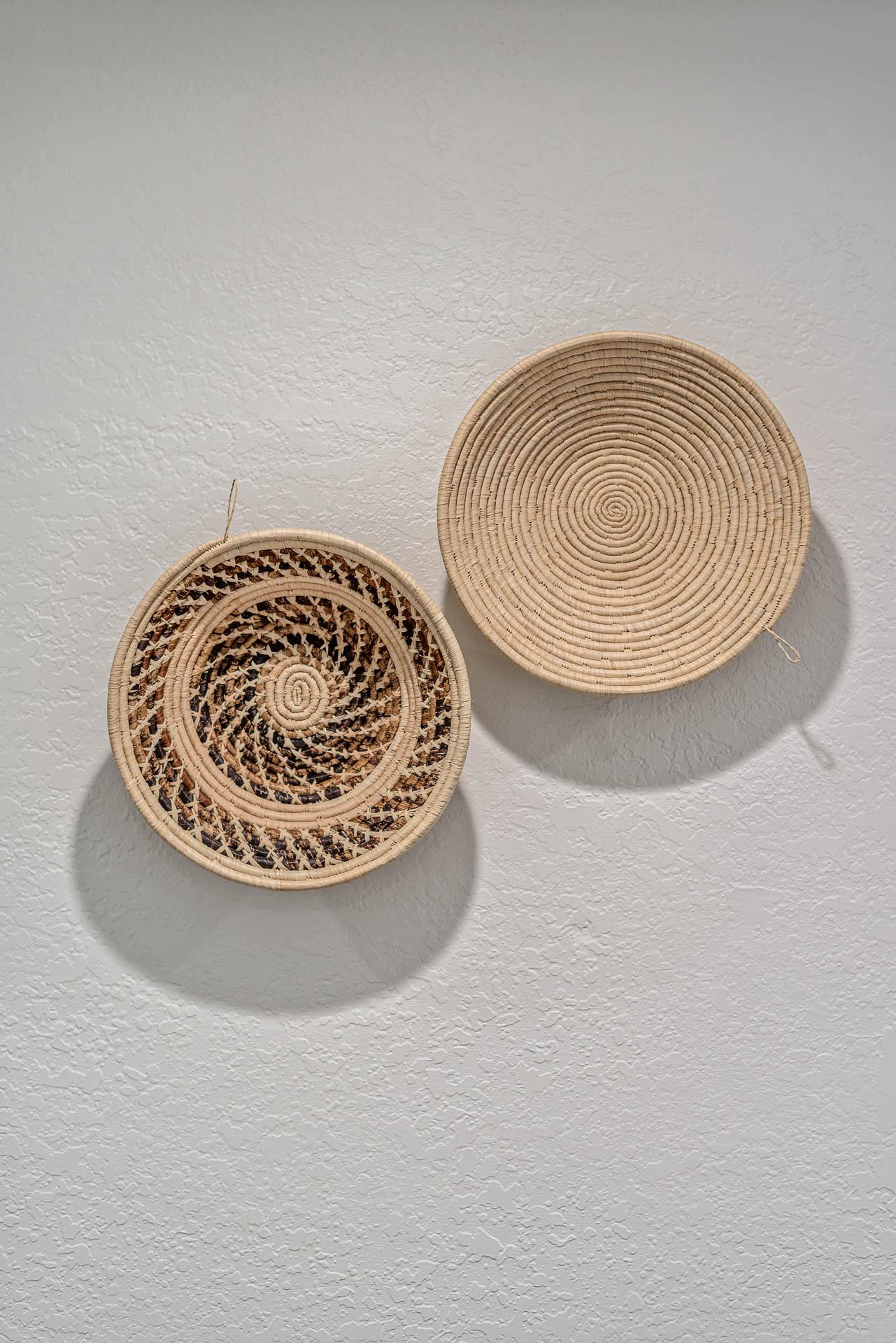 Ranjini OMG wall basket art