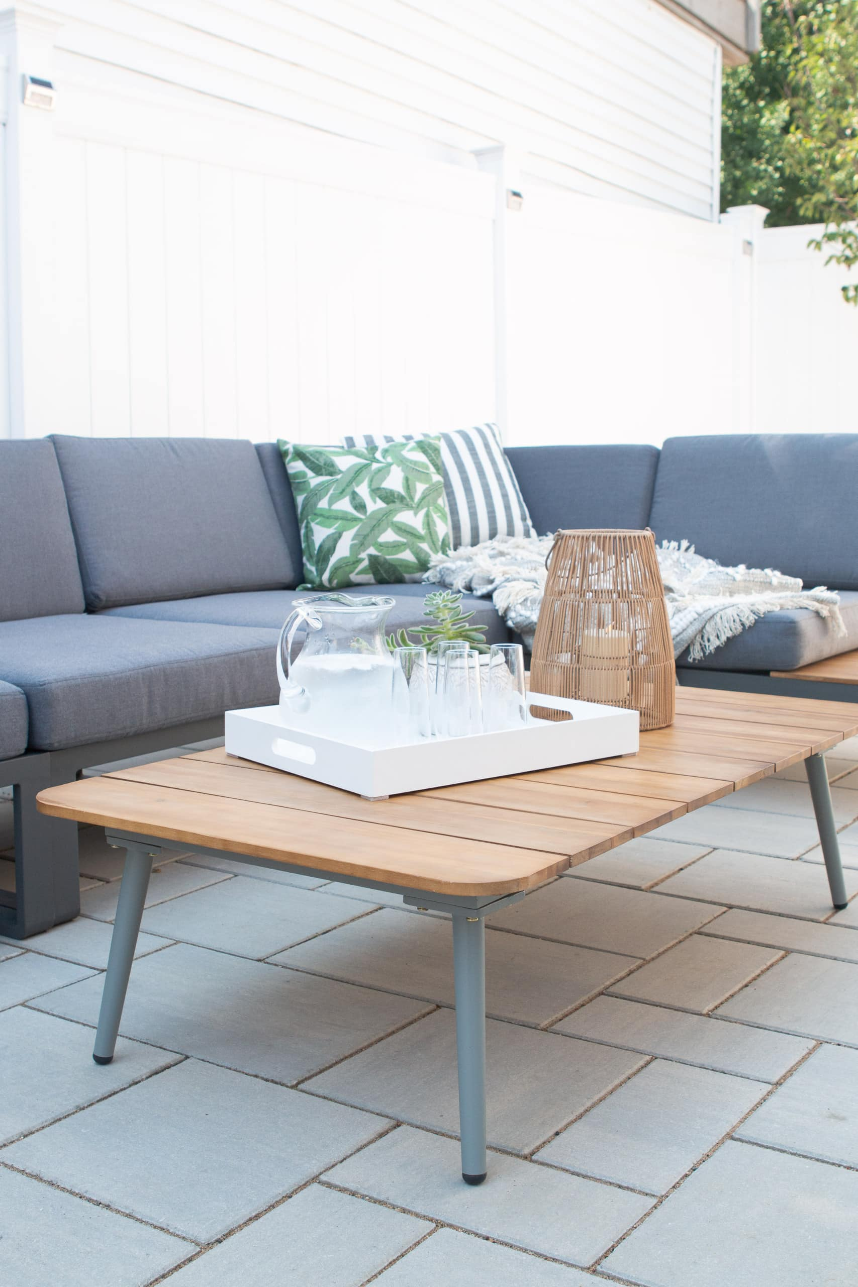Latta coffee table from Article