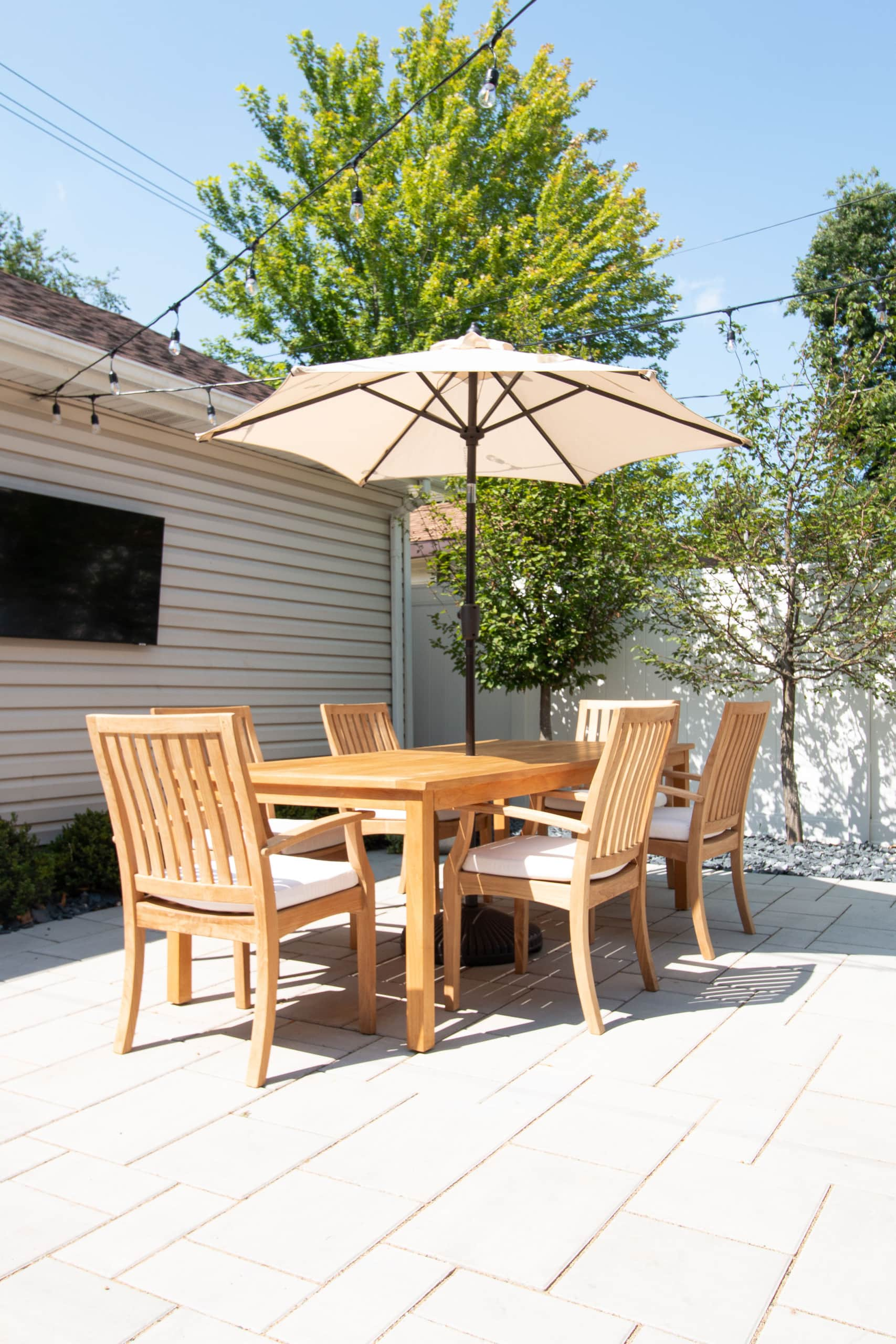 Backyard renovation lessons. What we learned from our 4-month project