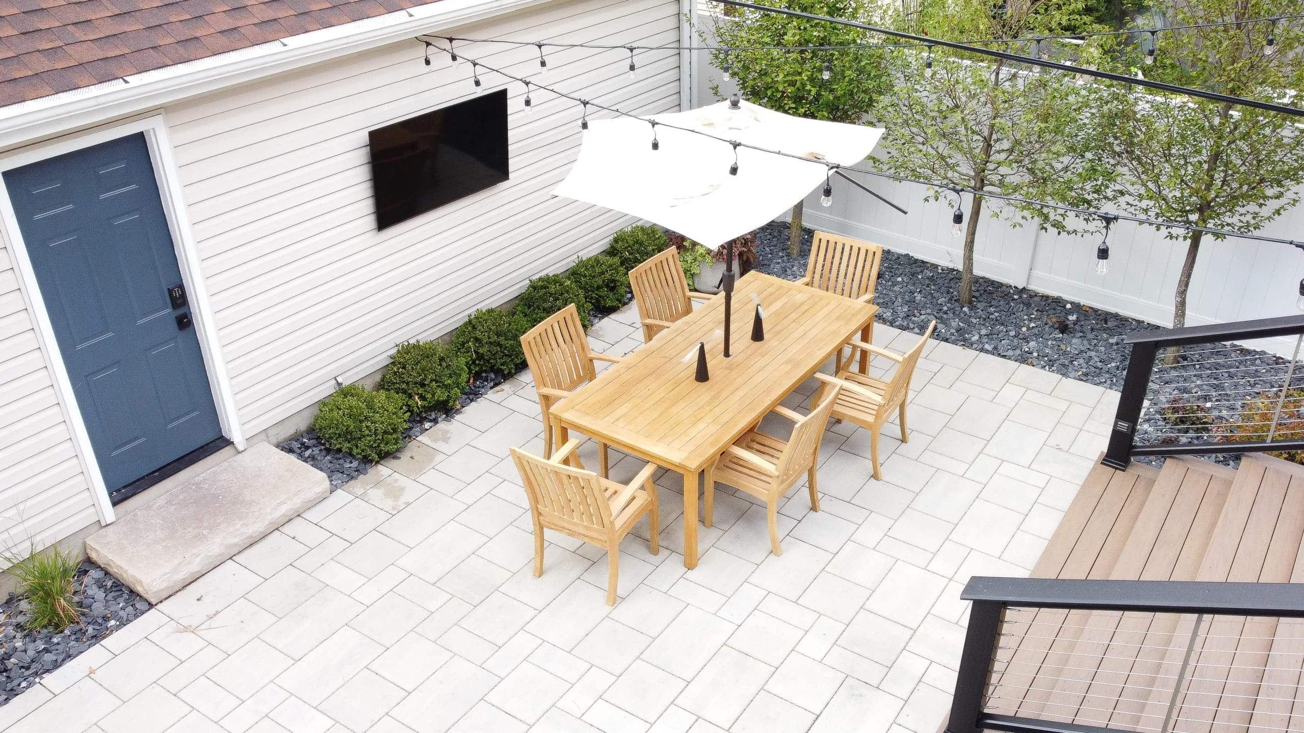 Backyard renovation lessons we learned